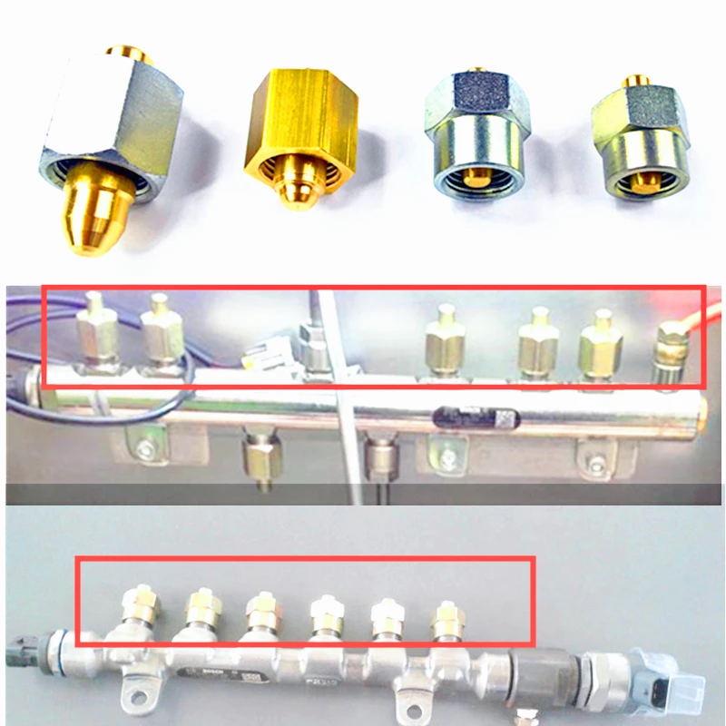 common rail plug for common rail tube,  Common Rail Fuel Injector Cap, common rail injector tube Block-Off parts